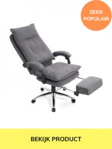 bureaustoel met voetensteun bl